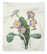 Primrose Fleece Blanket