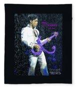 Prince 1958 - 2016 Fleece Blanket