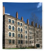 Princeton University Dod Hall Fleece Blanket