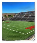 Princeton University Stadium Powers Field Fleece Blanket
