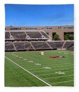 Princeton University Stadium Powers Field Panoramic Fleece Blanket