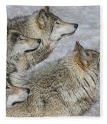 Priority Fleece Blanket