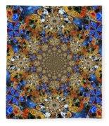 Prismatic Glasswork Fleece Blanket