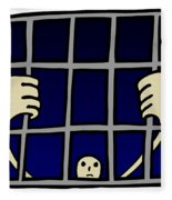 Prisoner Fleece Blanket