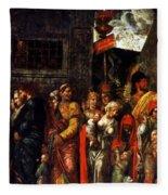 Prisonnniers 1506 Fleece Blanket