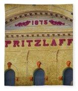 Pritzlaff Fleece Blanket