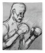 Prizefighter Fleece Blanket