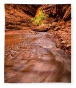 Professor Creek Canyon Fleece Blanket
