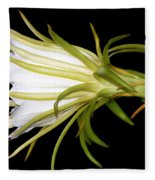 Profile Night Blooming Cereus Fleece Blanket