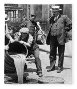 Prohibition, C1921 Fleece Blanket