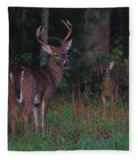 Protective Father Fleece Blanket