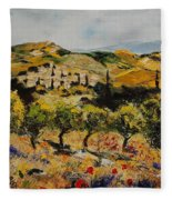 Provence 10080 Fleece Blanket