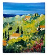 Provence 459070 Fleece Blanket