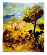 Provence 56 Fleece Blanket