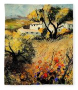 Provence 56123 Fleece Blanket