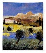 Provence 674525 Fleece Blanket