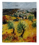 Provence 789080 Fleece Blanket