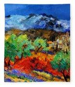 Provence 790050 Fleece Blanket
