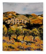 Provence10080 Fleece Blanket