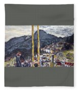 pruhled zameren na Thuny Fleece Blanket