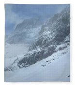 Ptarmigan Lake - Glacier National Park Fleece Blanket