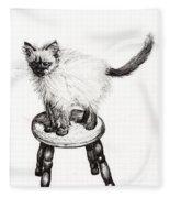 Pudsquiz Belina Fleece Blanket