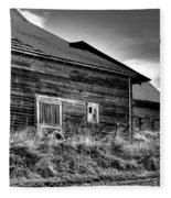 Pullman Barns Fleece Blanket