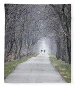 Pumpkinvine Trail December 2015 Fleece Blanket