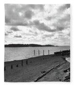 Purdy Beach Fleece Blanket