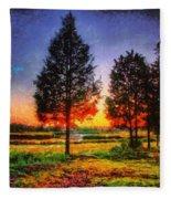 Pure Nature Fleece Blanket