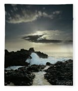 Purely Celestial Fleece Blanket