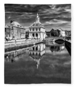 Purfleet Quay King's Lynn Fleece Blanket