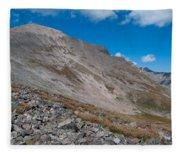 Quandary Peak Fleece Blanket