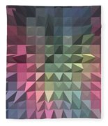 Quilt Fleece Blanket