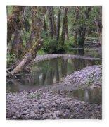 Quinault Rain Forest 3147 Fleece Blanket