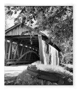 Quinlan Bridge Fleece Blanket
