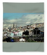 Quito Fleece Blanket