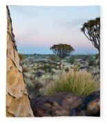 Quiver Tree Aloe Dichotoma, Quiver Tree Fleece Blanket
