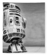 R2 Feeling Lonely Fleece Blanket