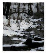 Rachel Carson Trail  Fleece Blanket