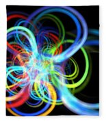 Radius Rainbow Fleece Blanket