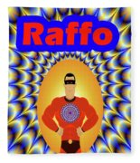 Raffo Fleece Blanket