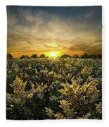 Ragweed Fleece Blanket