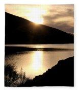 Rainbow Reservoir Fleece Blanket