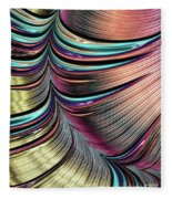 Rainbow Springs Fleece Blanket