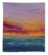 Rainbows Of Life Fleece Blanket