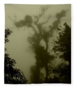 Rainforest IIi  Fleece Blanket