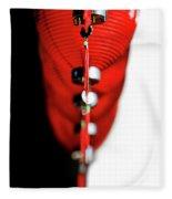 Raise The Red Lantern Fleece Blanket