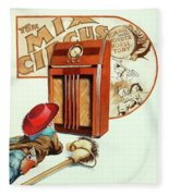 Raised On The Radio 2 Fleece Blanket