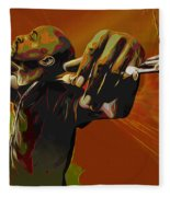 Rakim Fleece Blanket